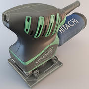 Hitachi Orbital Palm Sander 3d model