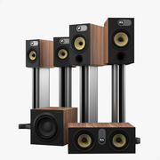 Bowers and Wilkins 685 Theater 3d model