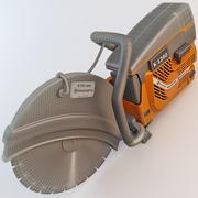 Husqvarna K760 Disc Cutter 3d model