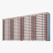 市民ビル 3d model