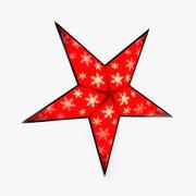Xmas Star 3d model