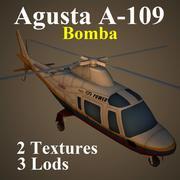 A109 BOM 3d model