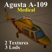 A109 MED 3d model