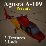 A109 PVT 3d model