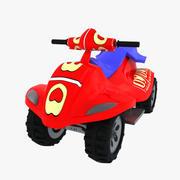Araba oyuncakları 3d model