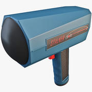 Radar Gun Stalker SPORT 2 3d model