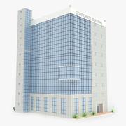 Corporate Building 06 3d model