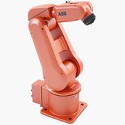 Industrial robot arm_IRB_120 3d model
