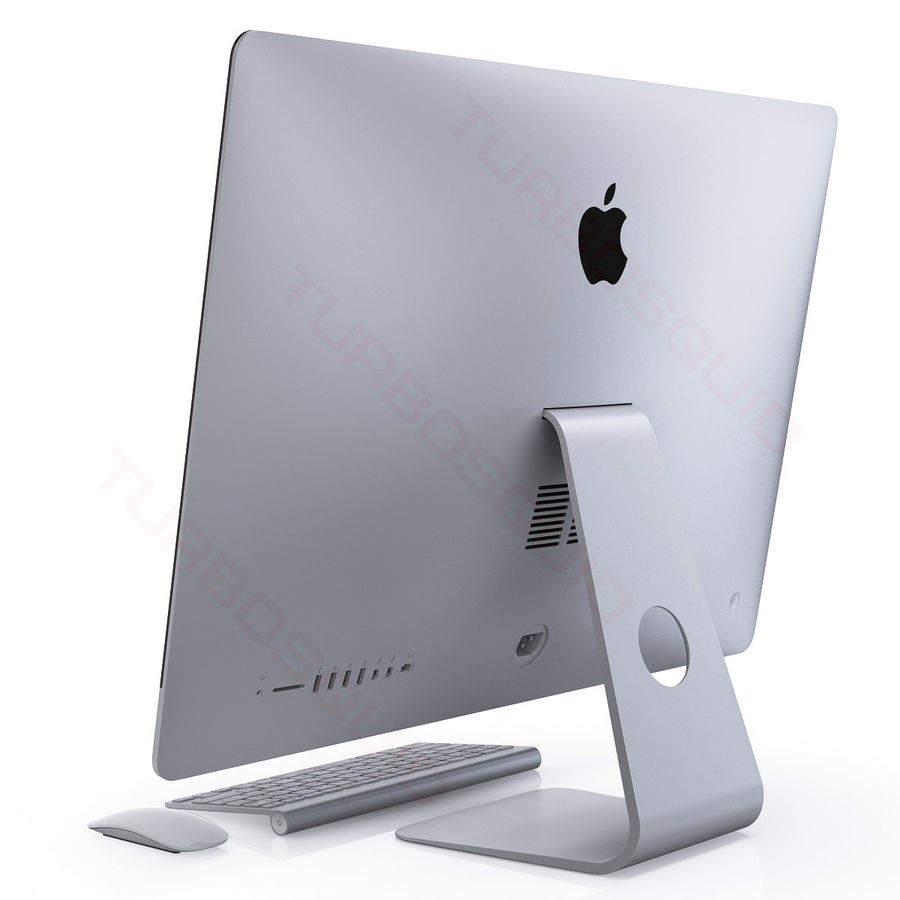 Apple Electronics Collection 2013 v1 royalty-free 3d model - Preview no. 112