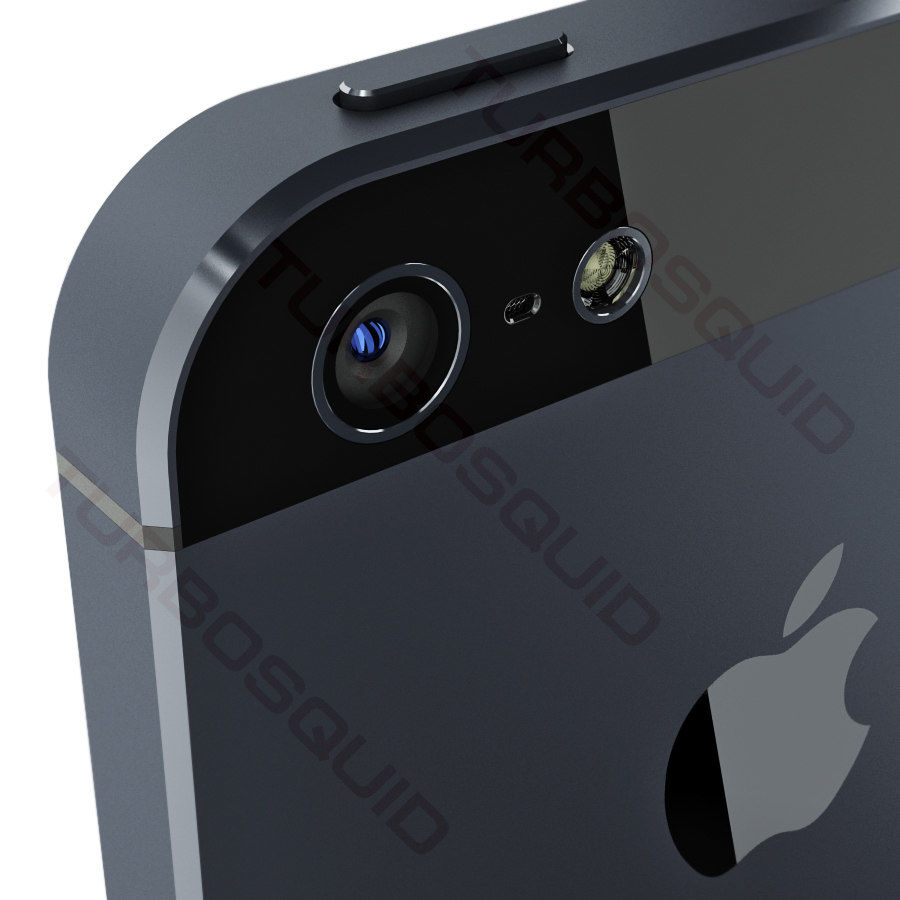 Apple Electronics Collection 2013 v1 royalty-free 3d model - Preview no. 13
