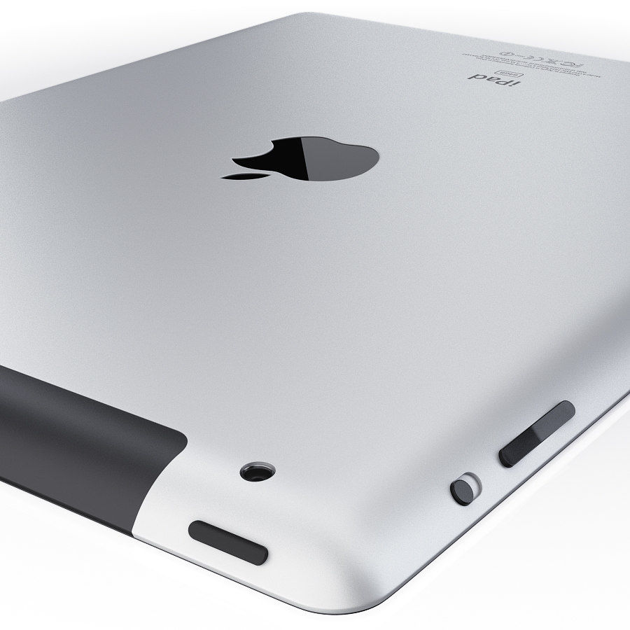 Apple Electronics Collection 2013 v1 royalty-free 3d model - Preview no. 58