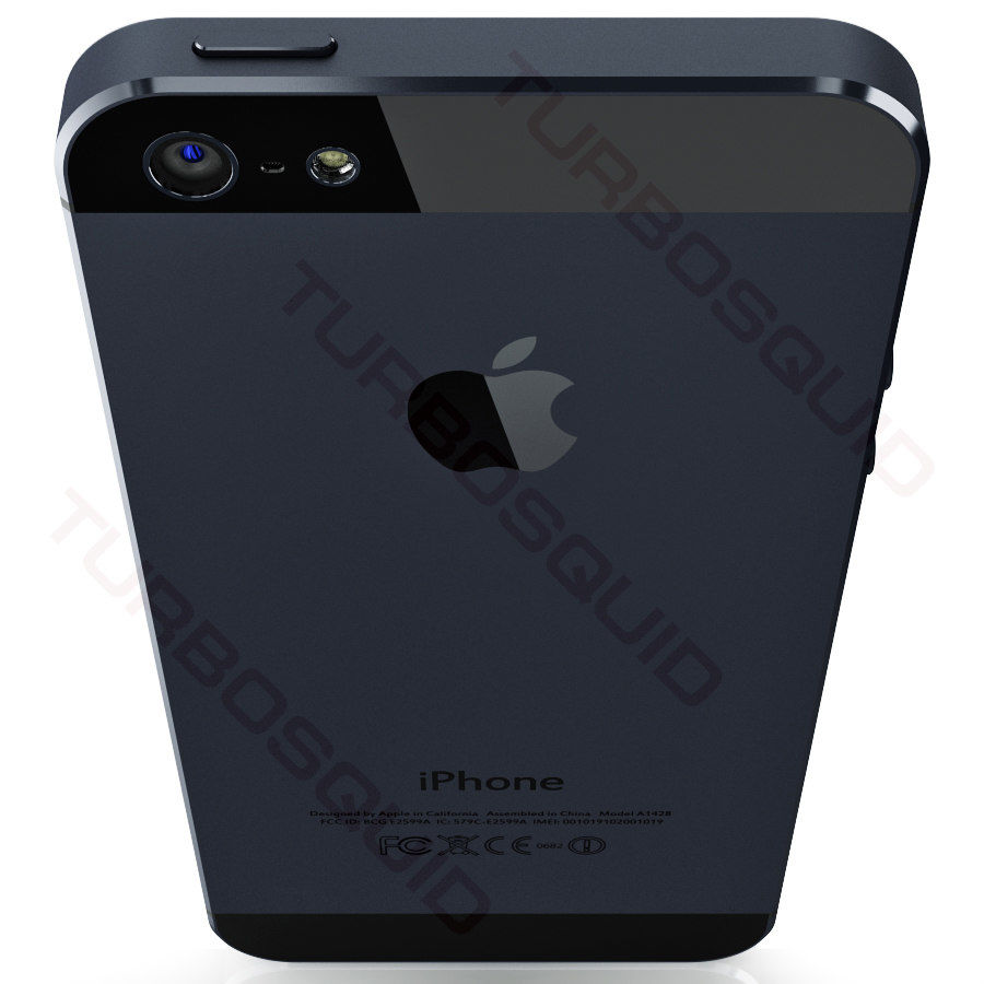 Apple Electronics Collection 2013 v1 royalty-free 3d model - Preview no. 8