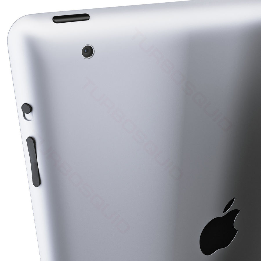 Apple Electronics Collection 2013 v1 royalty-free 3d model - Preview no. 52