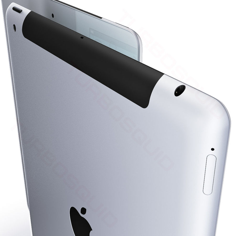 Apple Electronics Collection 2013 v1 royalty-free 3d model - Preview no. 56