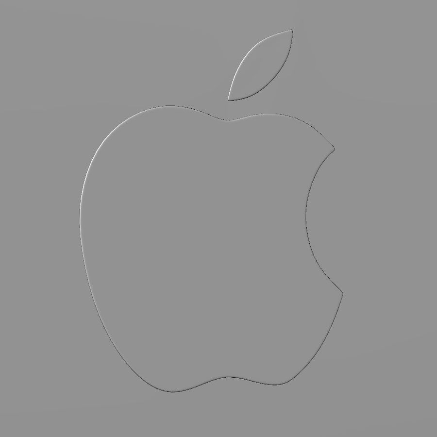 Apple Electronics Collection 2013 v1 royalty-free 3d model - Preview no. 105