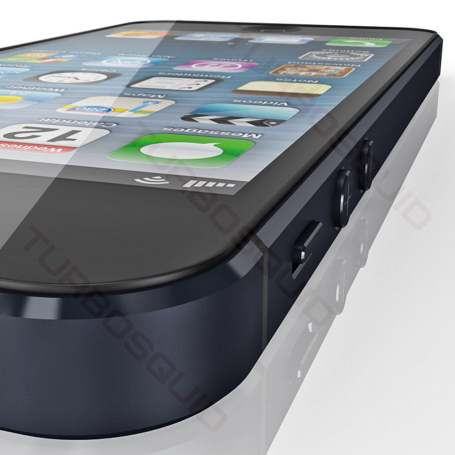 Apple Electronics Collection 2013 v1 royalty-free 3d model - Preview no. 29
