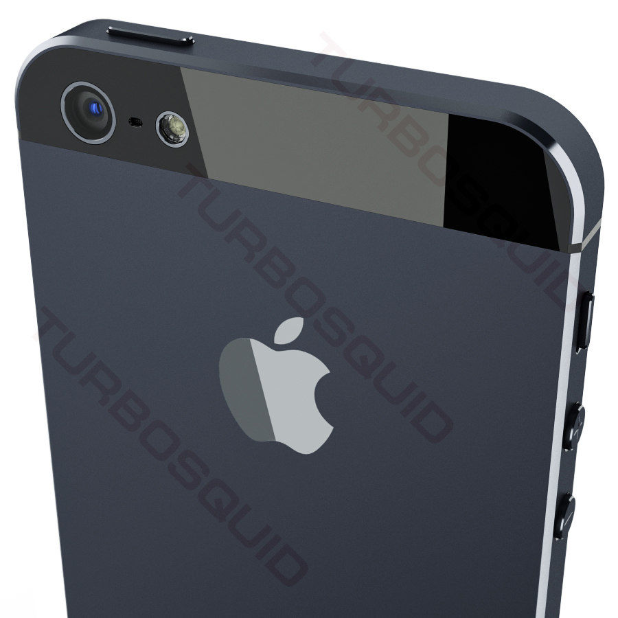 Apple Electronics Collection 2013 v1 royalty-free 3d model - Preview no. 12