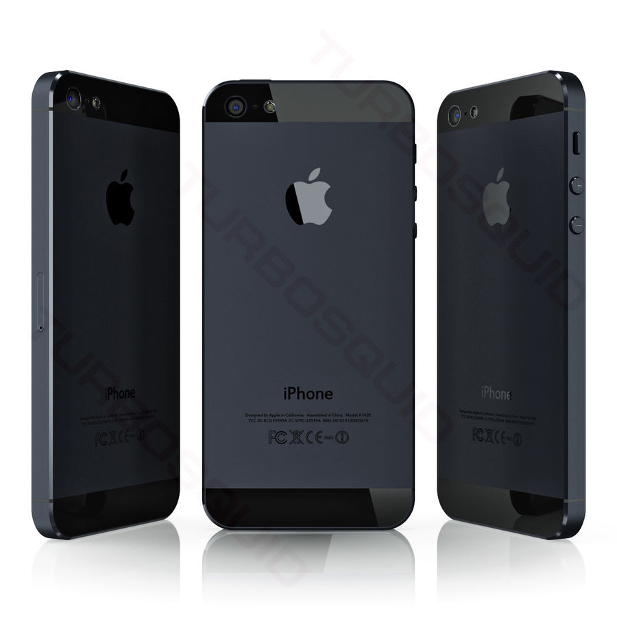 Apple Electronics Collection 2013 v1 royalty-free 3d model - Preview no. 6