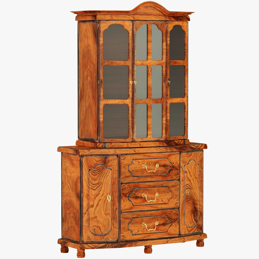 Muebles de armario royalty-free modelo 3d - Preview no. 1