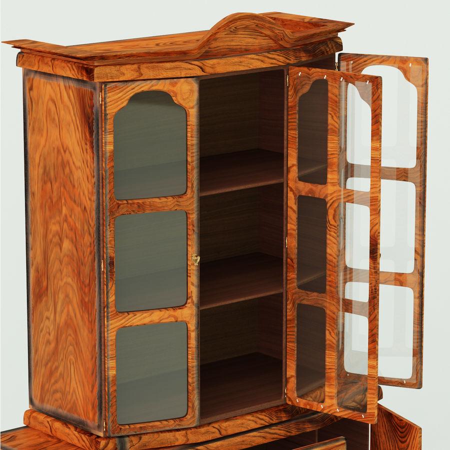 Muebles de armario royalty-free modelo 3d - Preview no. 5