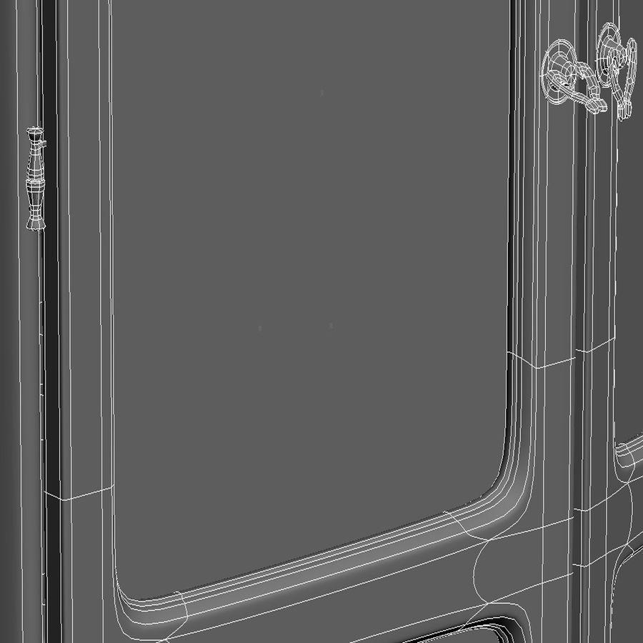 Dolap Mobilyaları royalty-free 3d model - Preview no. 13