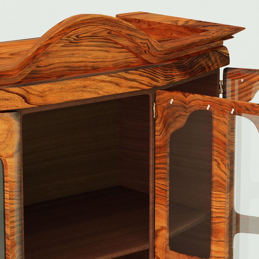 Muebles de armario royalty-free modelo 3d - Preview no. 6