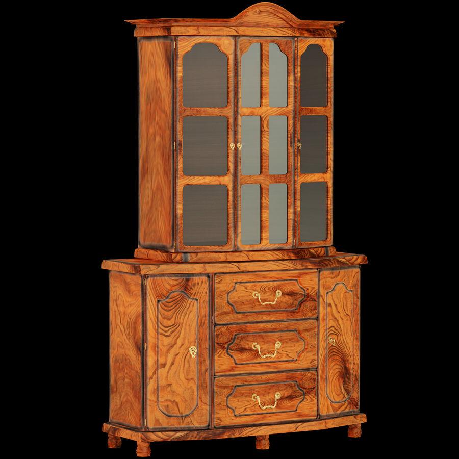 Muebles de armario royalty-free modelo 3d - Preview no. 2