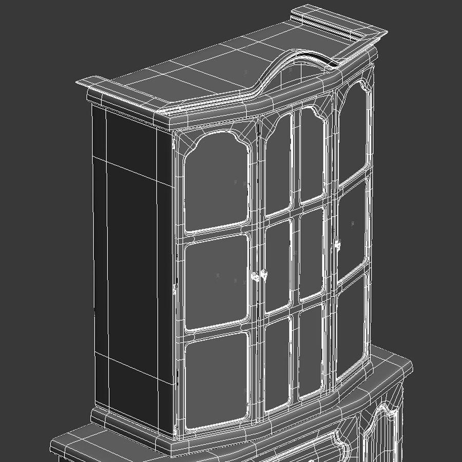 Muebles de armario royalty-free modelo 3d - Preview no. 11