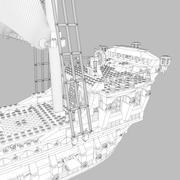 Lego Imperial Flagship 3d model