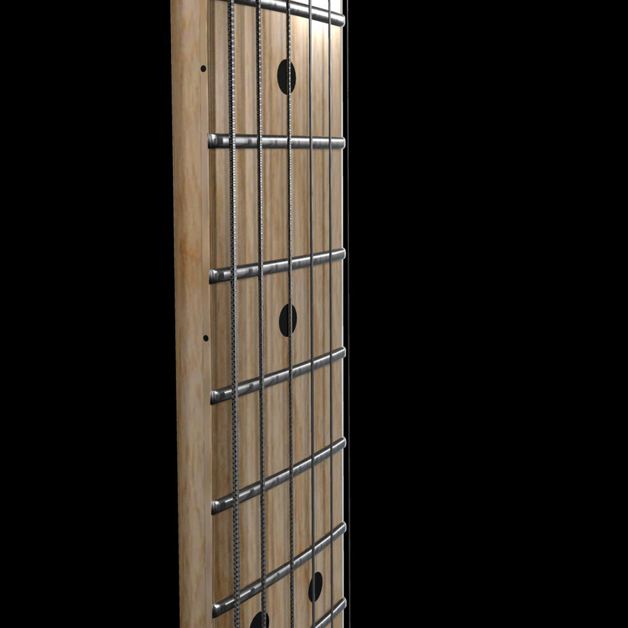 Telecaster Collection royalty-free 3d model - Preview no. 33