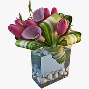 Bouquet 4 3d model