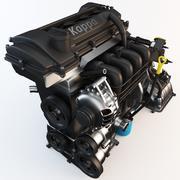 Motore Kappa 3d model