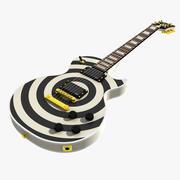 Gibson Zakk Wylde 3d model