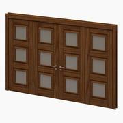 Дверь 04 3d model