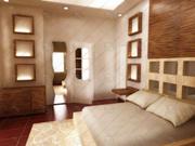Yatak odası 3d model