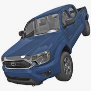 Motore Toyota SUV 3d model