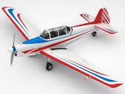 Zlin 526 F 3d model