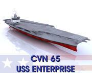 Företag CVN65 3d model