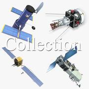 サテライトコレクション1 3d model