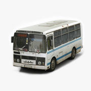 Russian Paz 3205 3d model