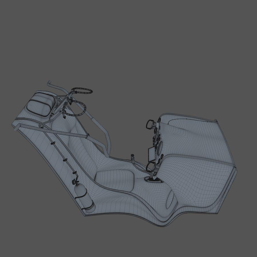 Cockpit 3D Model $15 -  c4d  obj - Free3D