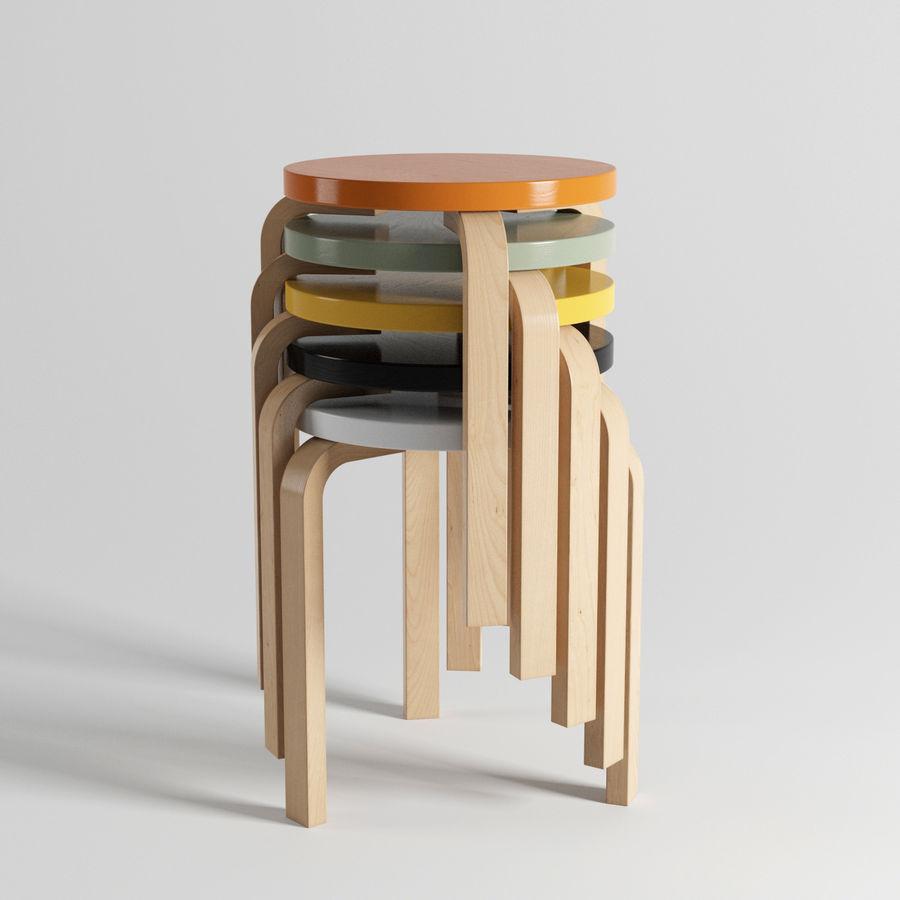 Alvar Aalto STOOL 60 3D Model $15 - .max .3ds - Free3D on