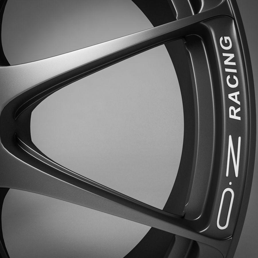Rim OZ Racing Superforgiata CL royalty-free 3d model - Preview no. 6