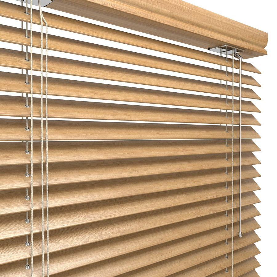 Blinds royalty-free 3d model - Preview no. 2