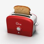 빵 굽는 사람 3d model