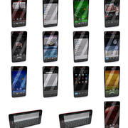 HTC Droid DNA 3d model