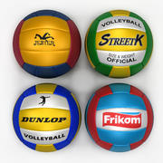 Voleibol 3d model