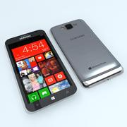 Samsung_ATIV_S 3d model