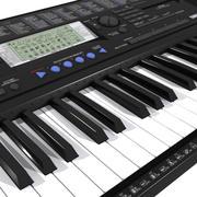 Keyboard: Yamaha PSR 420: Max Format 3d model