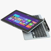 Samsung ATIV Tab 3d model